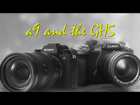 The Sony a9, Panasonic GH5, & Adobe's New Updates