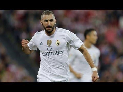 Athletic Bilbao vs Real Madrid 1-2 | Highlights & Goals | 2015/2016 La Liga