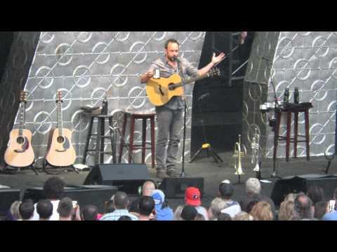 Dave Matthews and Marijuana in Colorado Story
