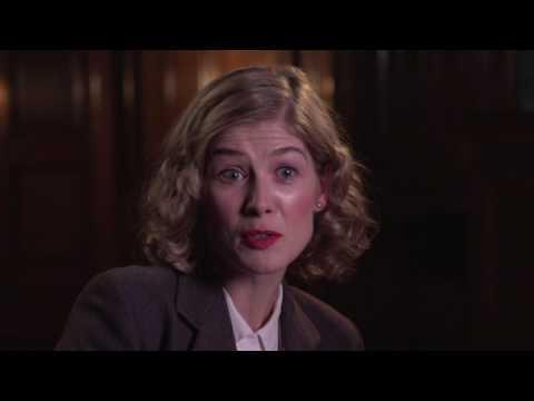 Rosamund Pike: A UNITED KINGDOM