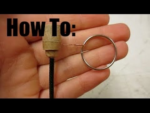 How To Make a Pull-Ring Fuse Igniter