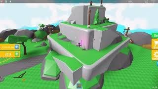 """Cool Sword Game in Roblox, Saber Simulator """""""