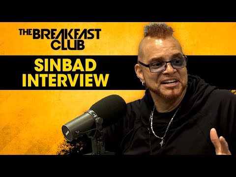 Sinbad On Mo'Nique, His Distaste For Justin Timberlake + More