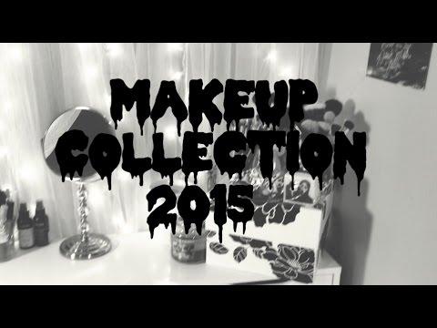 Makeup Collection | Vanity Tour 2015