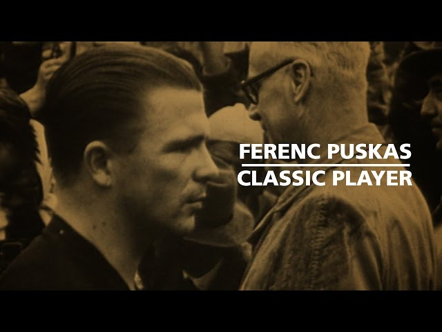#TBT: Ferenc PUSKAS - FIFA Classic Players