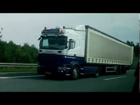 Scania R420 Highline VDB Lunteren Transport, Import & Export