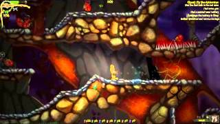 Toxic Bunny HD 1.3 Level 1 Walkthrough