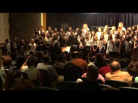 EastBrook Middle School Spring Concert 5