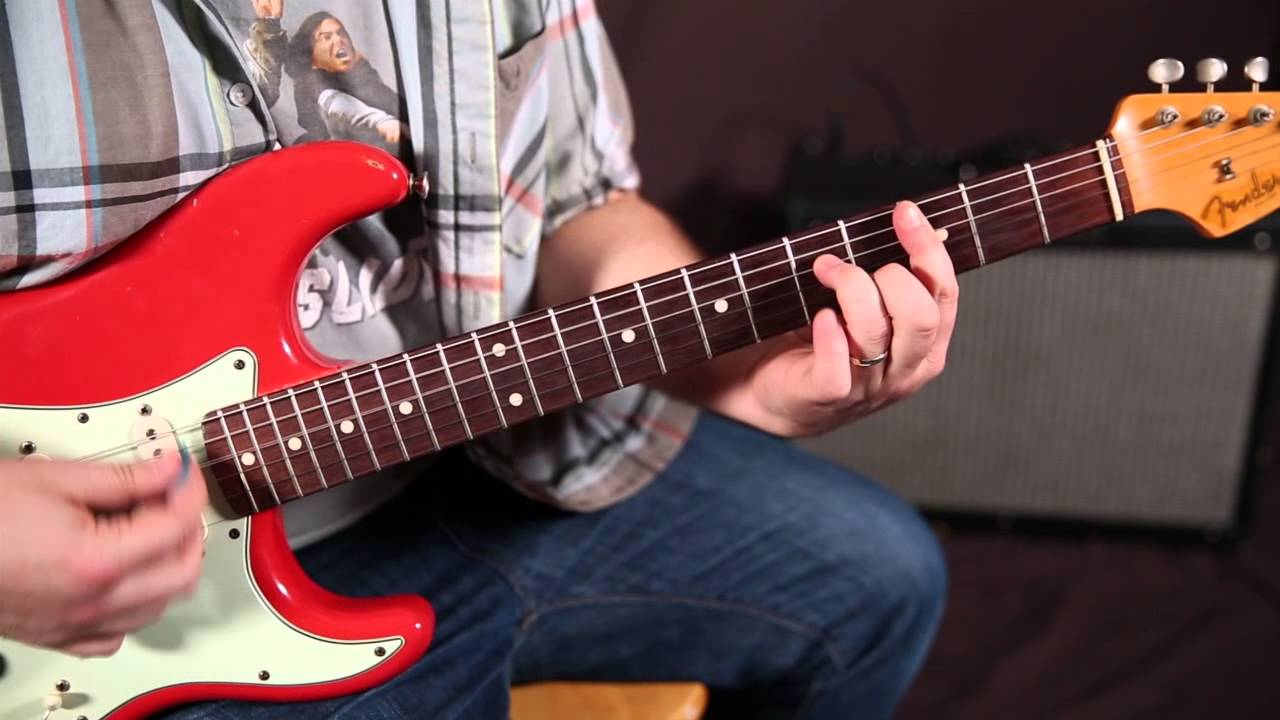 How Deep Is Your Love Lesson By The Bee Gees Guitar Lesson