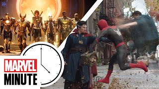 New Trailers, Episodes, & Games!   Marvel Minute