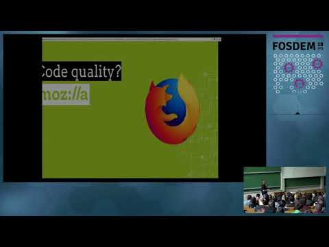 Firefox: How to ship quality software 8000 new patches, a release every 6 weeks, how Mozilla does i…