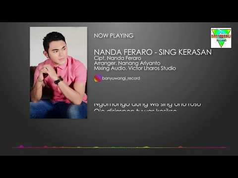 NANDA FERARO - SING KERASAN (SINGLE TERBARU) - AUDIO OFFICIAL