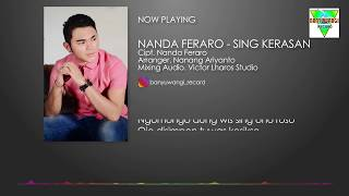 Video NANDA FERARO - SING KERASAN (SINGLE TERBARU) - AUDIO OFFICIAL download MP3, 3GP, MP4, WEBM, AVI, FLV Desember 2017