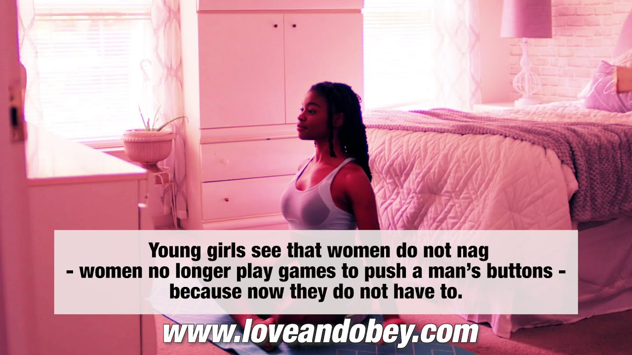 Young Women and Female Led Relationships - YouTube