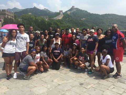 Freshman Leadership Academy | China