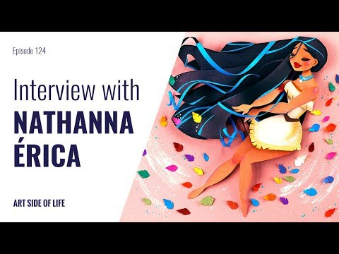 HOW TO GET PAID FOR DOING WHAT YOU LOVE -WITH NATHANNA ERICA (EP.124)