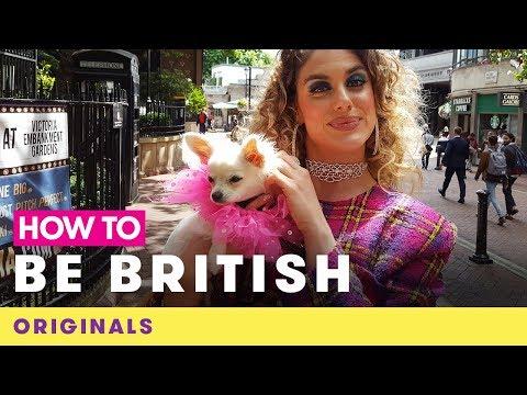 How to be British   Comic Relief Originals