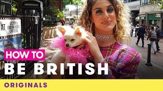 How to be British | Comic Relief Originals