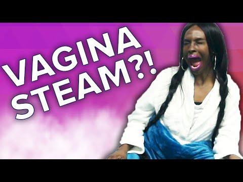 I Got My Vagina Steamed