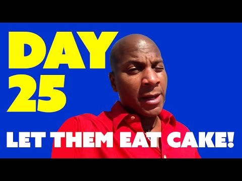 2015 - The Return of the Fruitarian - Episode 12 - Day 25