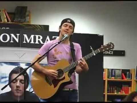 Jason Mraz - Life Is Wonderful (Borders - 11.26.2005)