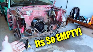 Download Yeet The $650 Mustang Gets More RACE CAR MODS!   POEKILL EP. 18 Mp3 and Videos