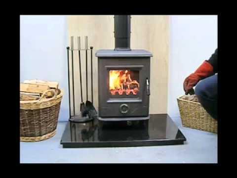 Hi Flame Precision I Wood Burning Stove Introduction Youtube