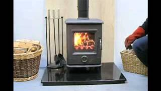Horse Flame Precision I Wood Burning Stove Introduction