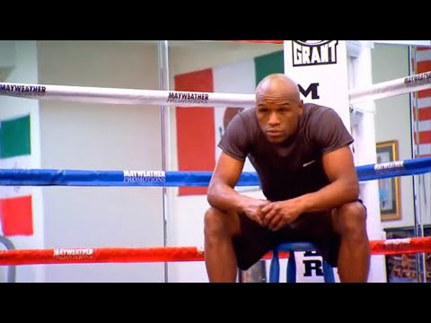 Floyd Mayweather Jr. - The Training Of Greatness