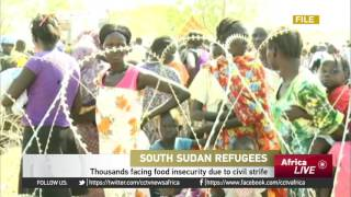 CCTV : 29,000 Refugees Have Crossed In To Ethiopia