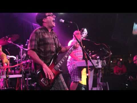 Livin' on a Prayer / Enter Sandman- Great Live Performance by The Nerds at Jenks Summer 2010
