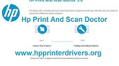 How to Fix Print and Scan Problems Using HP Print and Scan Doctor