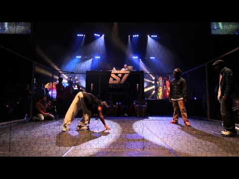 BATTLE RING 2012 - Paul Ereck & Cecef vs Ydhem & Samourai - Demie Newstyle