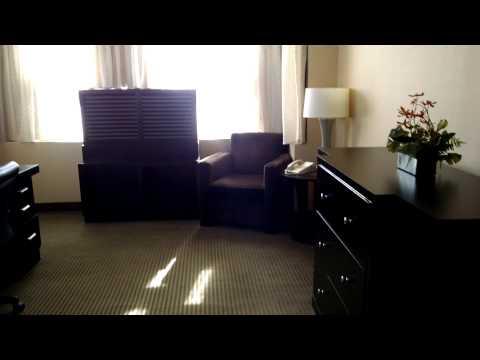 Saratoga Hilton Senior Suite