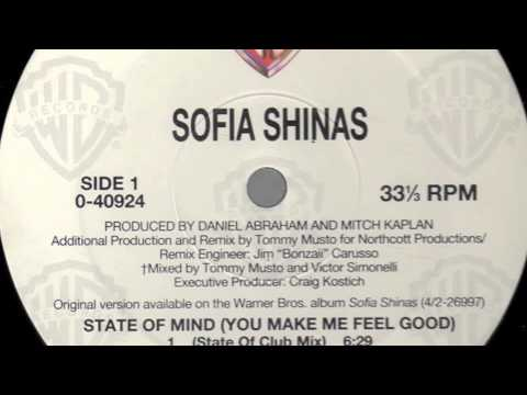 Sofia Salinas - State Of Mind (You Make Me Feel Good) (State Of Club Mix)