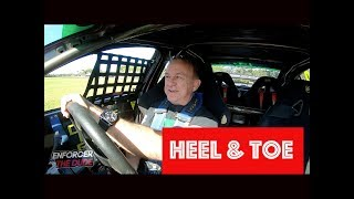 Enforcer and the Dude - Heel & Toe - Russell Ingall & Paul Morris