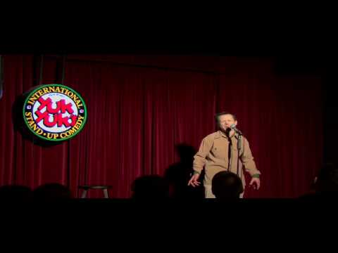 JIM ERVIN - Performing Standup at Yuk Yuks Comedy Club