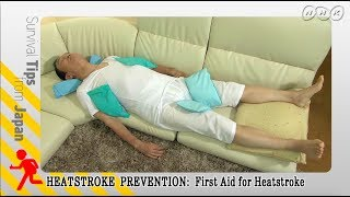 The Basics: Signs of Heat Exhaustion.