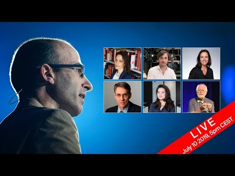 Roundtable at EPFL with Yuval Noah Harari: live stream