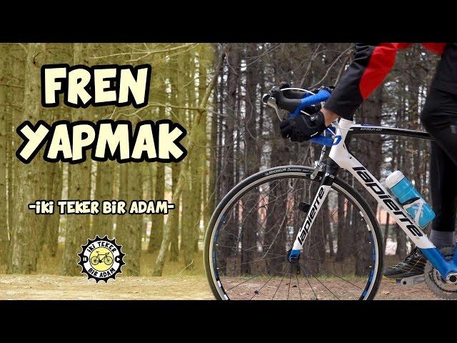 Bisikletle Nasıl Fren Yapılır?