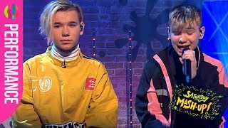 Marcus & Martinus | Heartbeat | LIVE performance