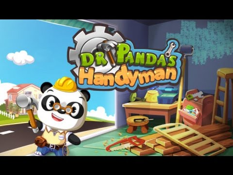 Dr. Panda Handyman - Official Trailer
