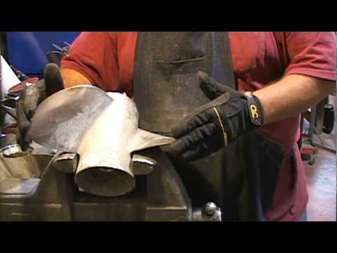 Prop Repair Bravo III Stainless Steel