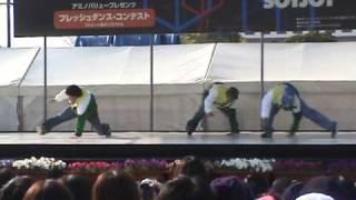 2006.4.29 徳島フレッシュダンスコンテスト.