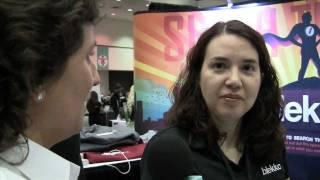 Blogworld Expo 2011: Blekko