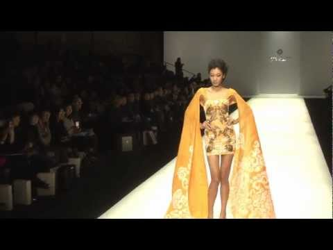 Zhang jingjing haute couture 2013 S/S - China fashion week