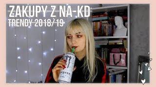 HAUL Z NA-KD | TRENDY JESIEŃ 2018 *same cuda*