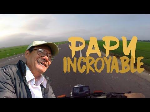 Vlog Vietnam - Papy à une histoire incroyable !