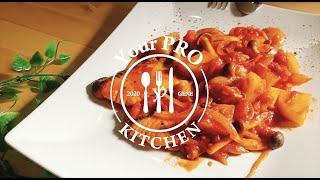 【疲労・ストレス】【骨のケア】ビタミンD&ビタミンC豊富なメニュー鮭のアクアパッツァ #ユアプロキッチン #YourPROKITCHEN #簡単レシピ