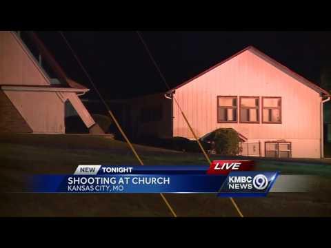 Greeter grazed during shooting inside a Kansas City church